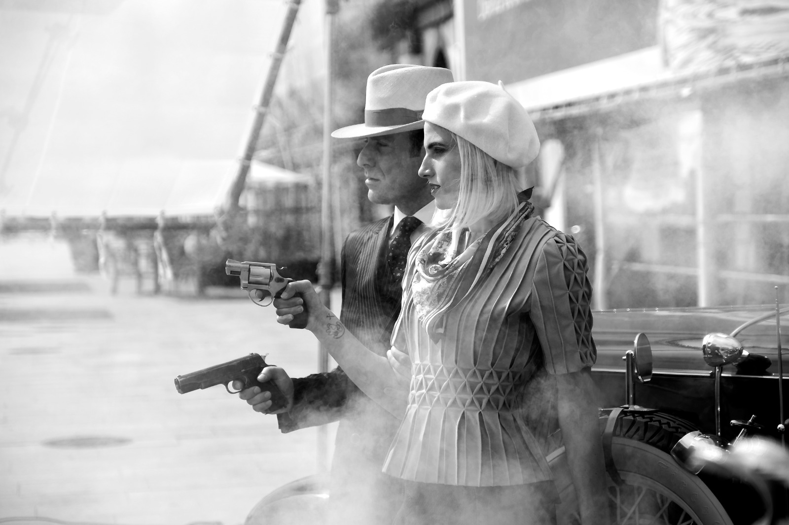 Making of Bonnie & Clyde